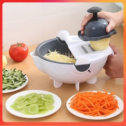 9 in 1 Multifunction Easy Food Chopper Kitchen Tools